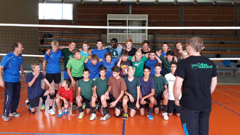 volleyball freiburg